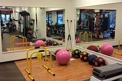Spejle til træningsrum